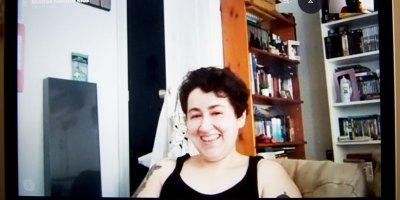 Montse Navarro Ríos era la rara hasta que recibió el diagnóstico de autismo