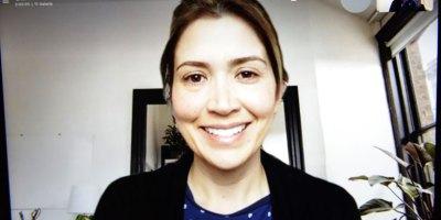 Carolina Rozo, el rostro del #metoo del fútbol colombiano