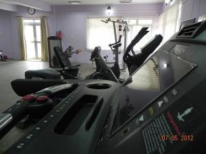 Iniciar un gimnasio