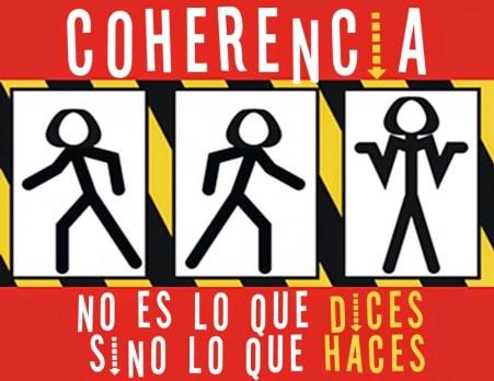 Coherencia, una línea de Vida
