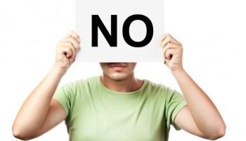 """Descubre por qué decir """"NO"""", es en realidad decirte """"SI"""" a ti mismo, y por qué eso es lo mejor que puedes hacer"""