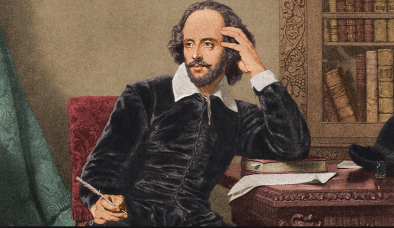 Resultado de imagen de william shakespeare