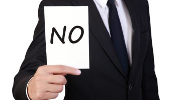 """Decir """"sí"""" cuando quieres decir """"no"""""""