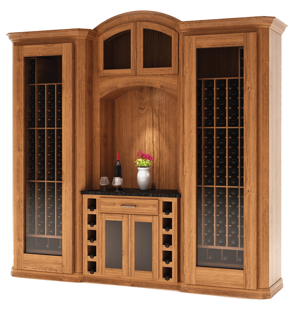Classic Series Conditioned Wine Cabinet