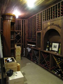 2000 Bottle Cellar - Walnut