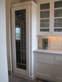 Kitchen Wine Storage
