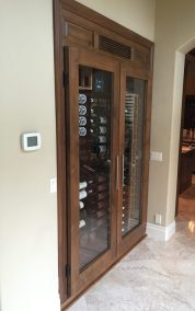 Built in Wine Cab