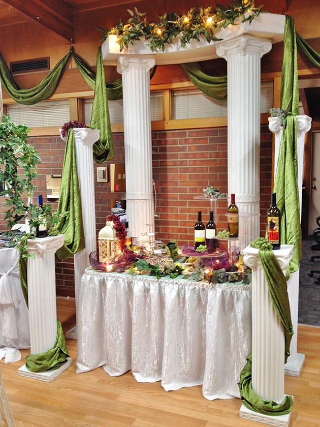 Showroom Portfolio Grand Events Amp Party Rentals