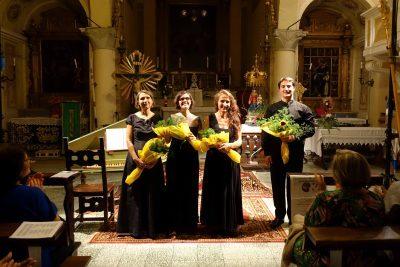 grandezze meraviglie concerto fiori musicali
