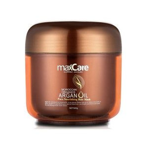 Maxcare Argan Oil Pure Nourishing Hair Mask 500ml