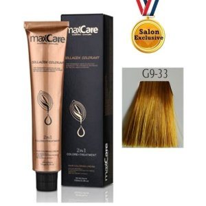 MAXCARE COLLAGEN 2in1 COLOR 100ml - G9-33