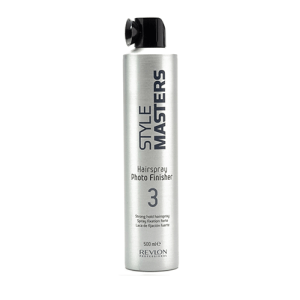 REVLON PROFESSIONAL STYLE MASTERS PHOTO FINISHER HAIR SPRAY 3 (500ml)