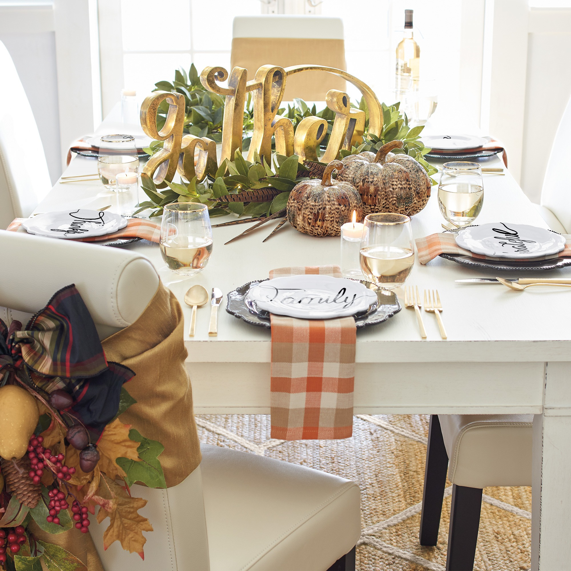 holiday tabletop decor archives