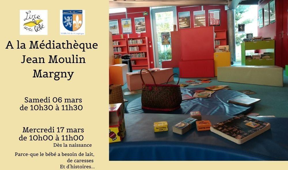 Com bibliothèques Margny mars 2021