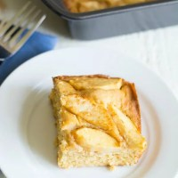 Easy Gluten-Free German Apple Cake