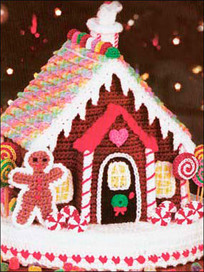 Gingerbread To Knit And Crochet Free Patterns