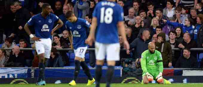 Disappointment Chelsea