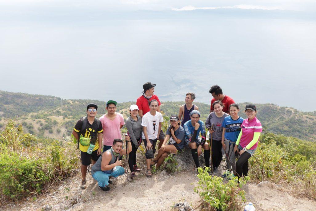 Mt. Lanaya of Alegria, Cebu