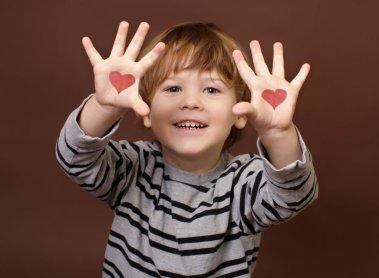 Grandchild Hearts