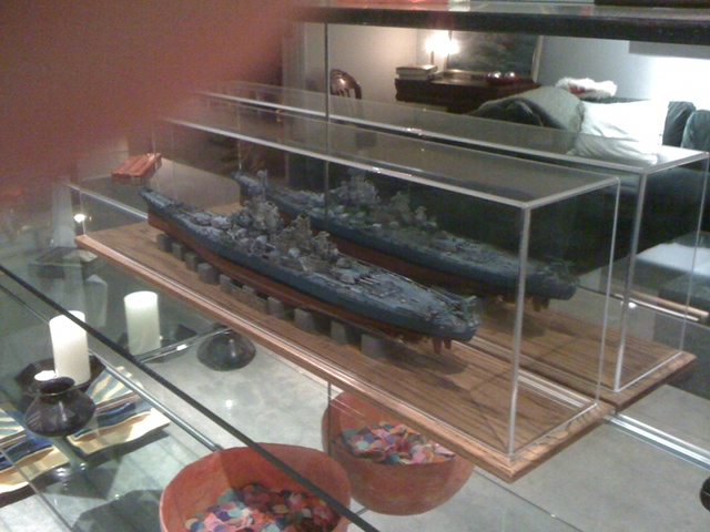 Mirror Display Case