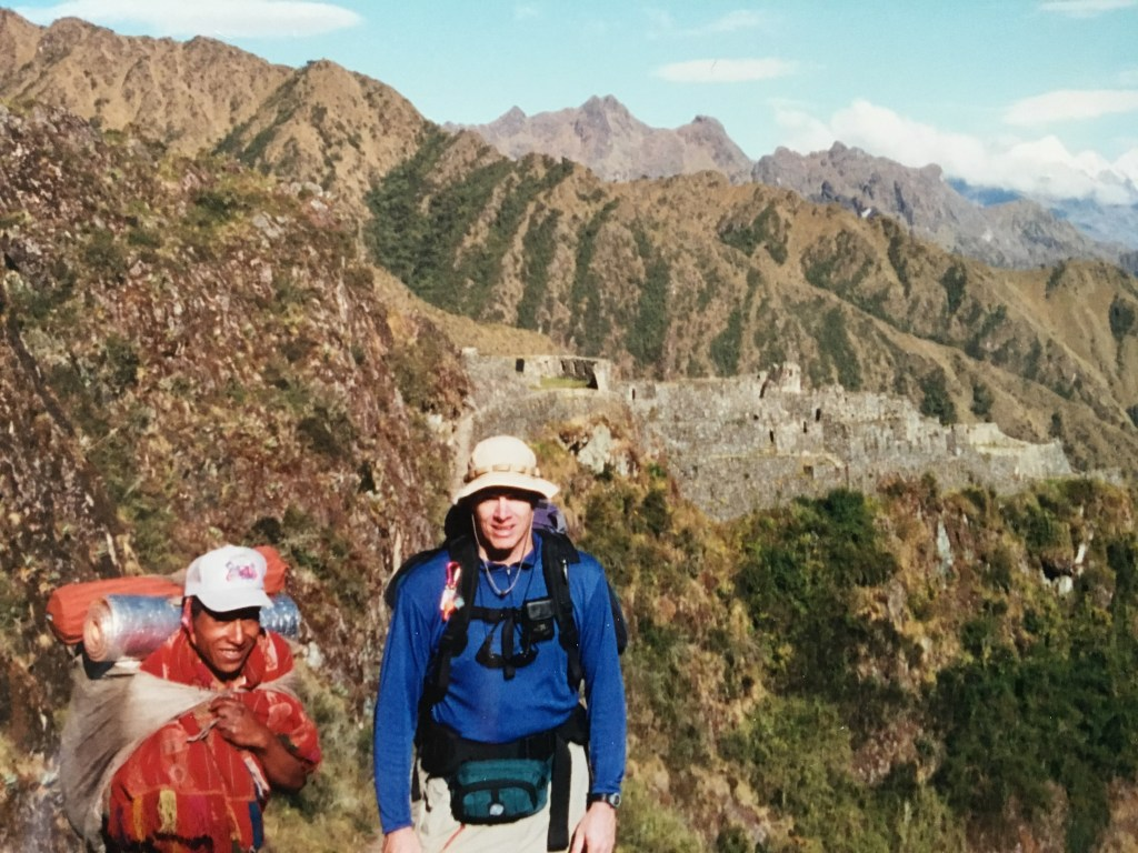 Trekking the Inca Trail, Peru—2000