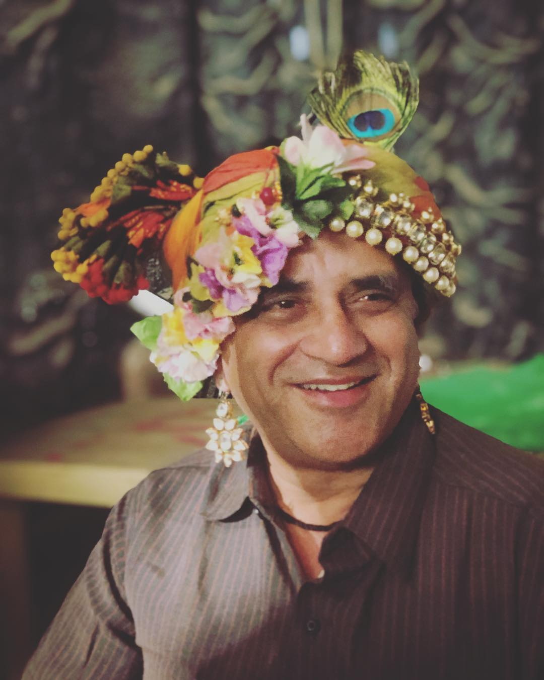 sumedh's father
