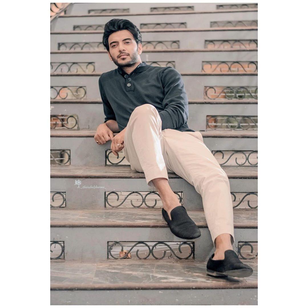 actor vikram singh chauhan in  yeh jaadu hai jinn ka