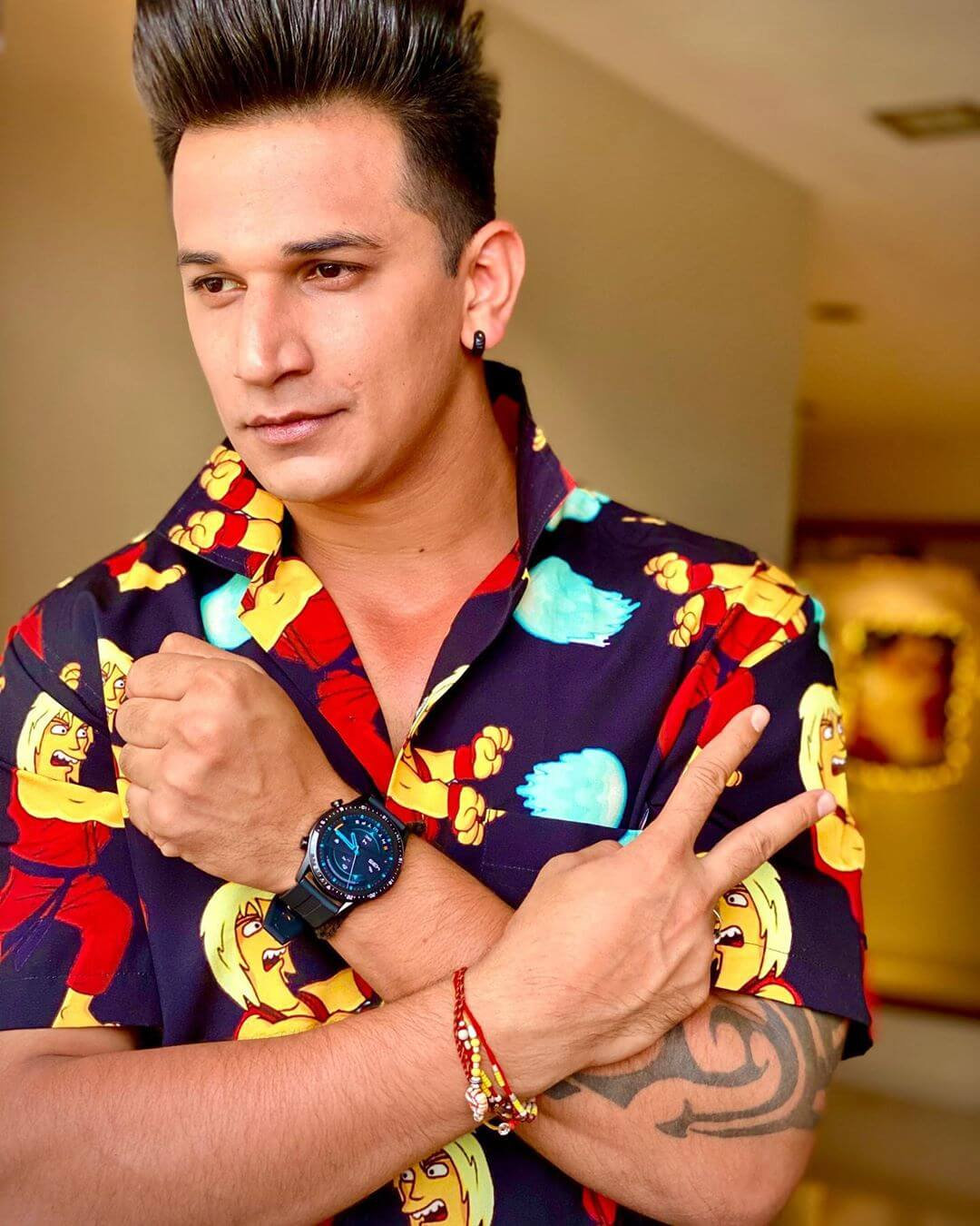 Prince Narula tv shows
