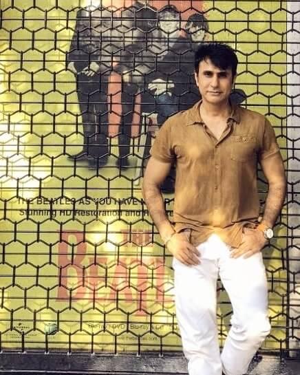 actor Jiten Lalwani
