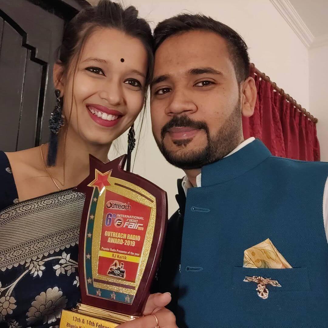 rj kartik awards