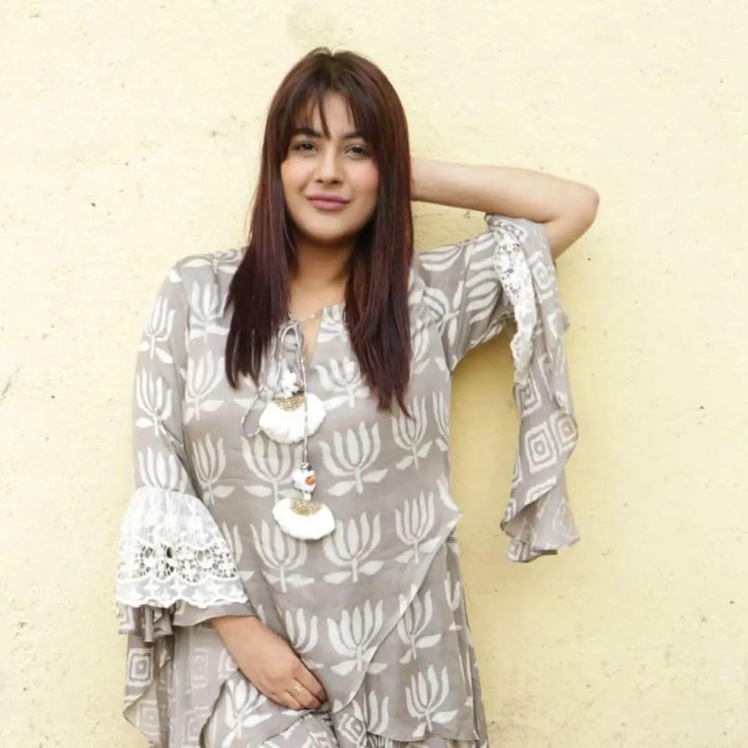 actress Shehnaaz Gill wiki