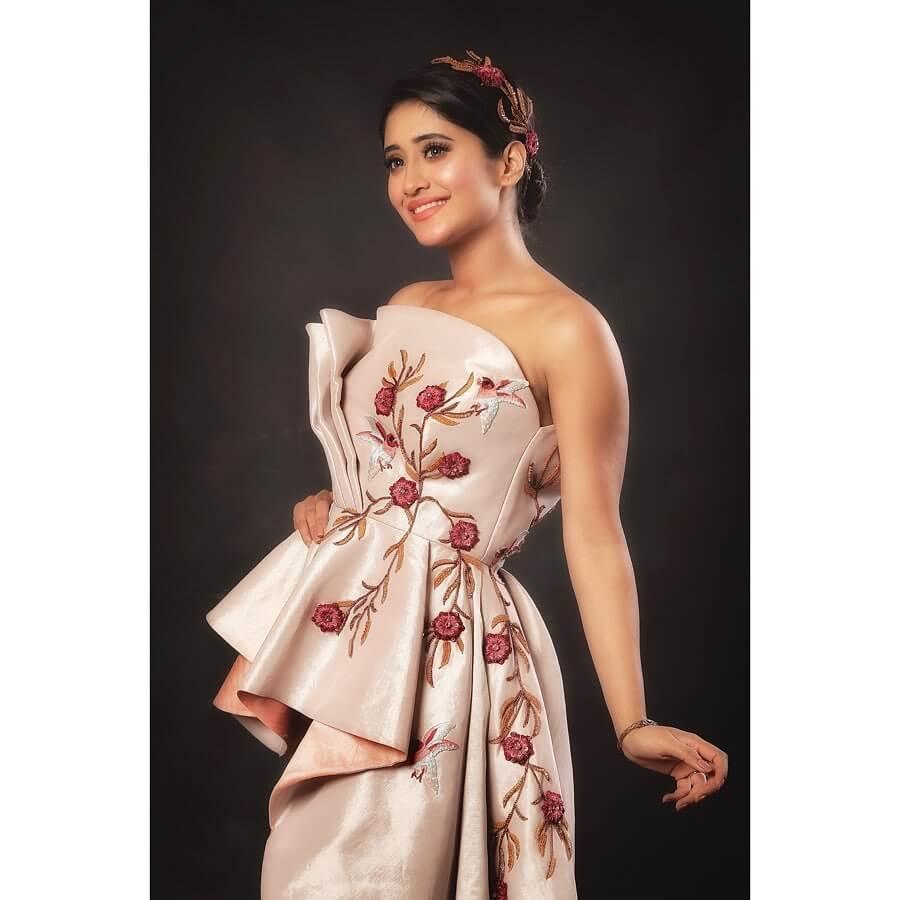 Shivangi Joshi career