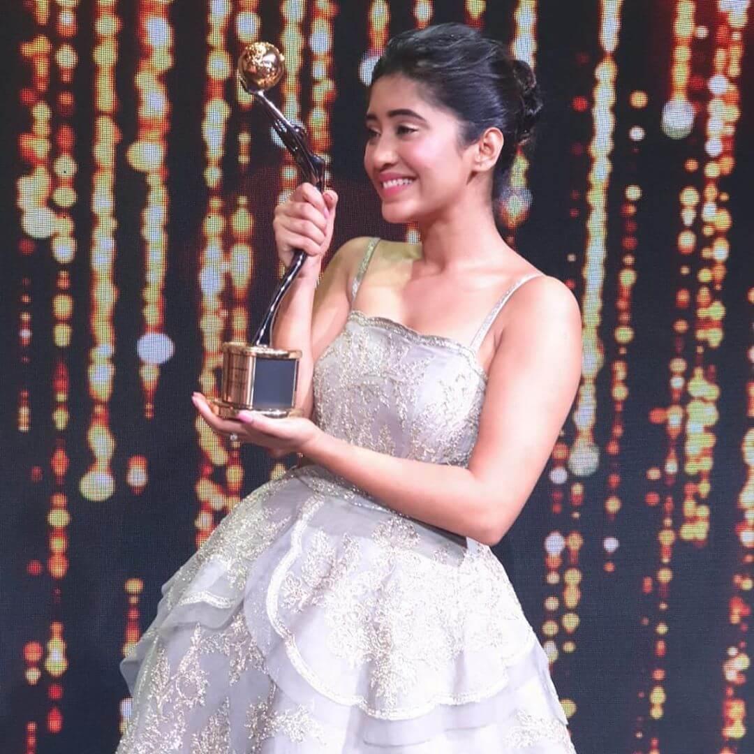 Shivangi Joshi awards