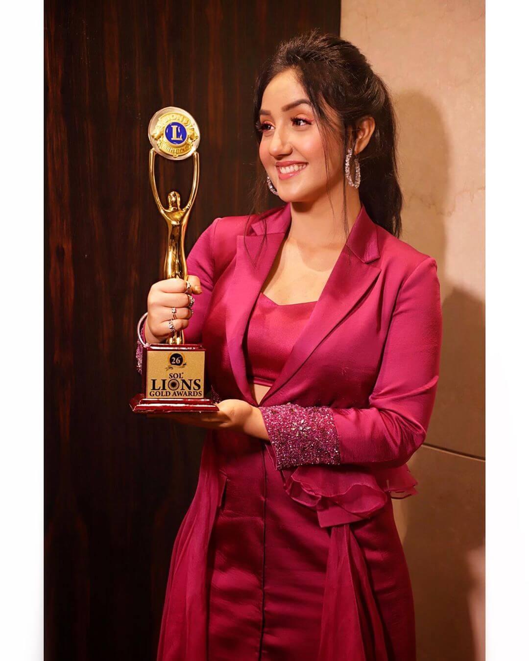 ashnoor kaur awards and nominations