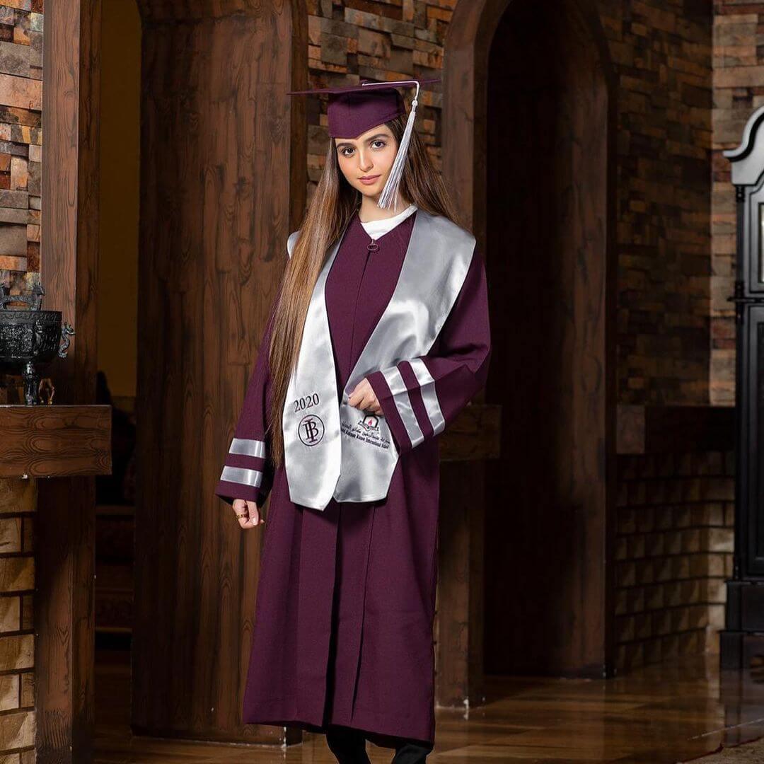 Hala Al Turk education