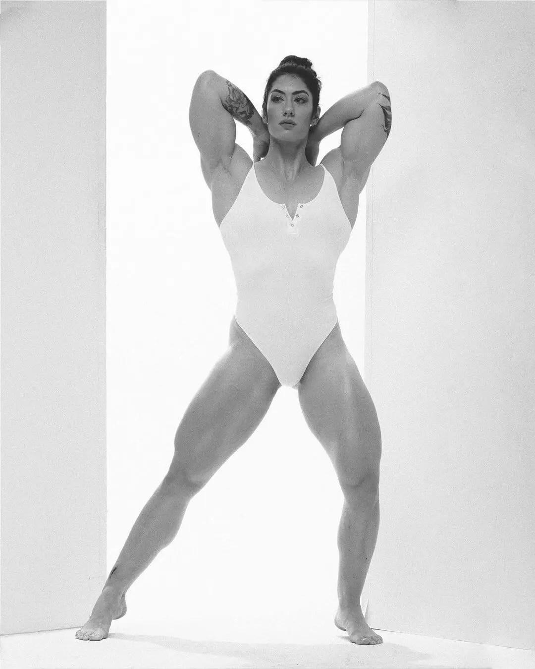 Natasha Aughey height