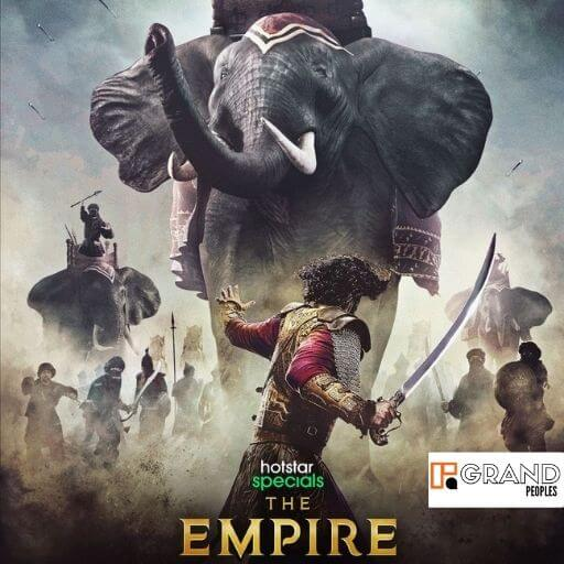the empire web series cast