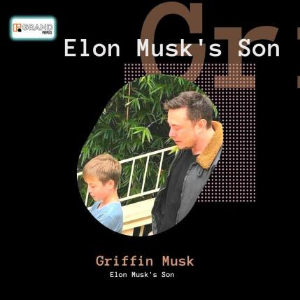 griffin musk biography