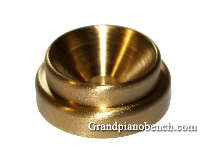 Grand Piano Lid Support Brass
