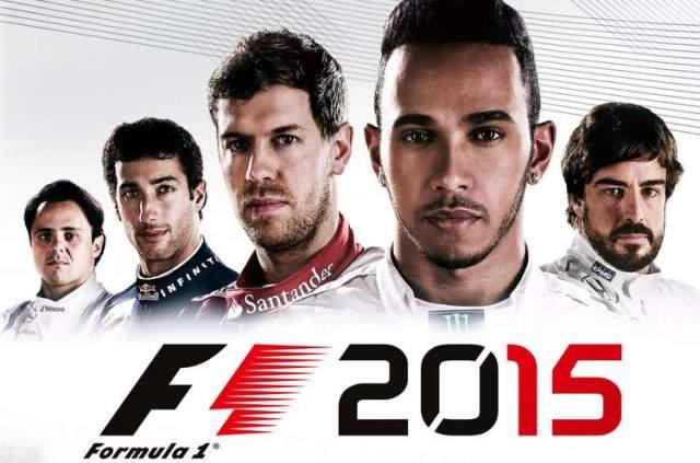 F1 2015 Triche