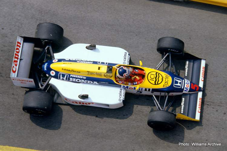 Mansell: Today's drivers will never know what a proper F1 car feels like