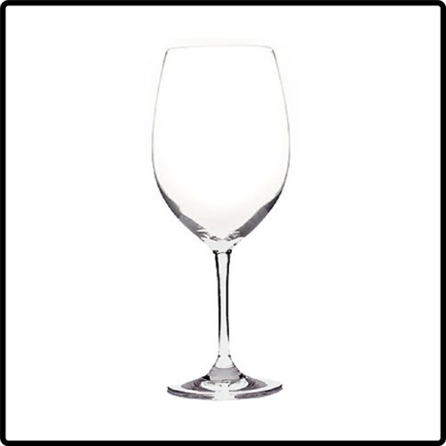 Crystal Wine/Goblet 22oz - Bordeaux / Cabernet
