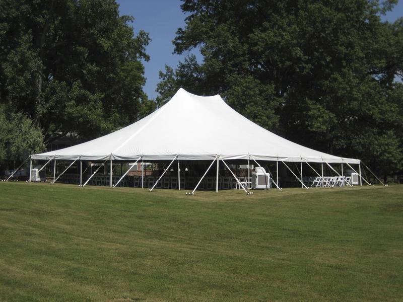 60x60 Pole Tent & 60u0027 x 60u0027 Pole Tents (Seats upto 360) - Grand Rental Station