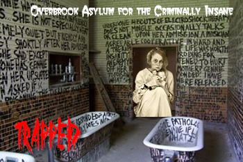 Escape Room, Overbrook Asylum