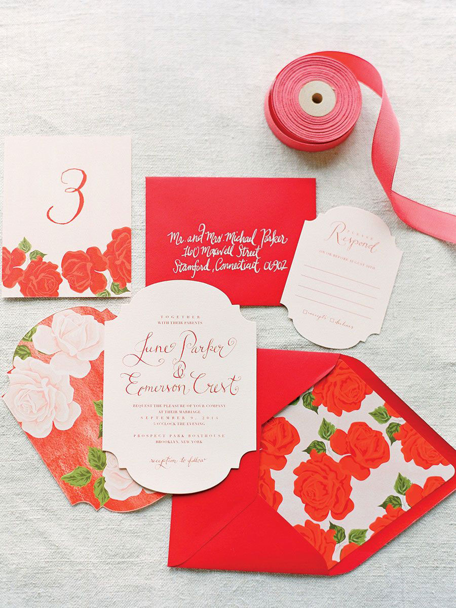 8 Must-Have Details To Include On Your Wedding Invitations
