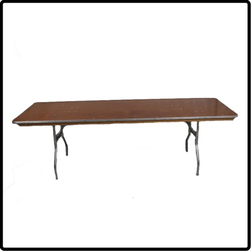 30x96 Rectangular Banquet Table