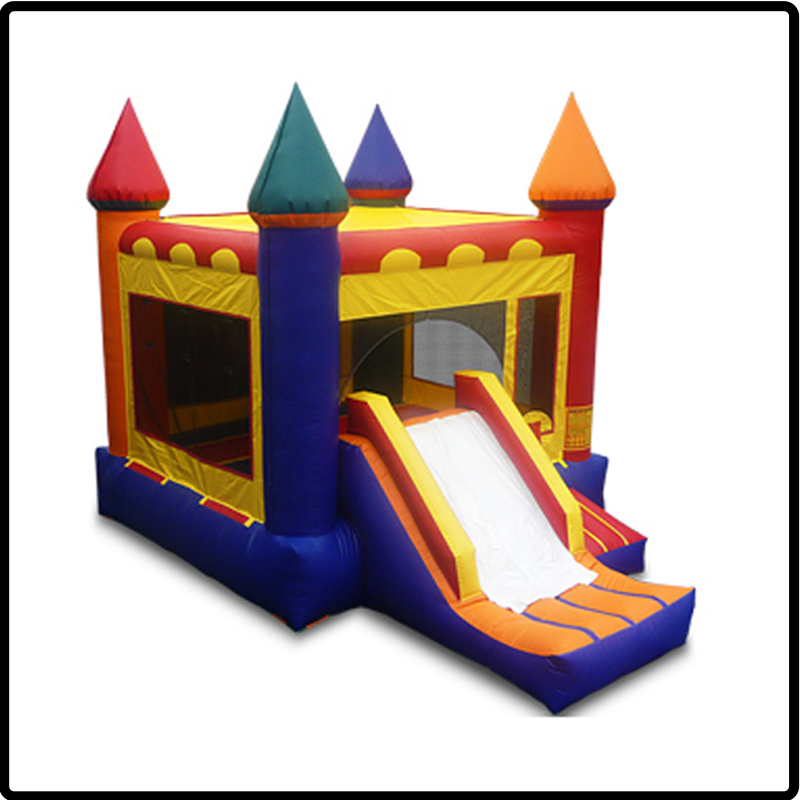 Bounce Combo with Slide, 13x13