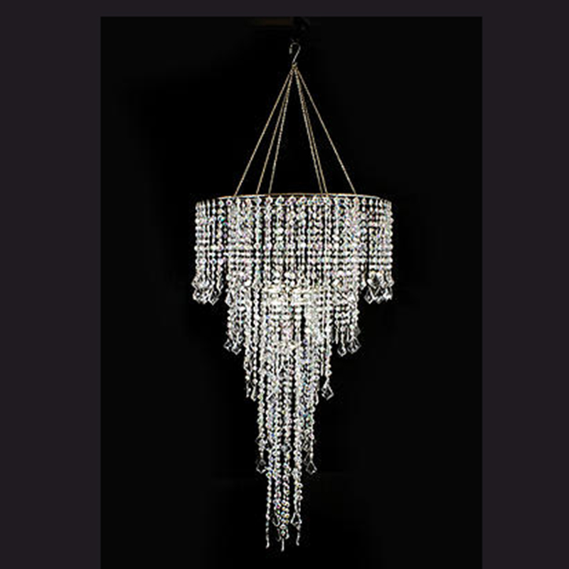 Crystal Pendant Chandelier