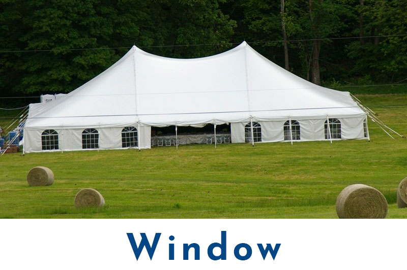 Window-Sidewall-Tent