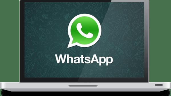 WhatsApp mac/pc